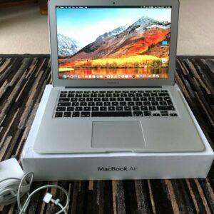 Apple MacBook Air 13″ Mid 2013 MD761 Б/У состояние – А - ТвойGadget