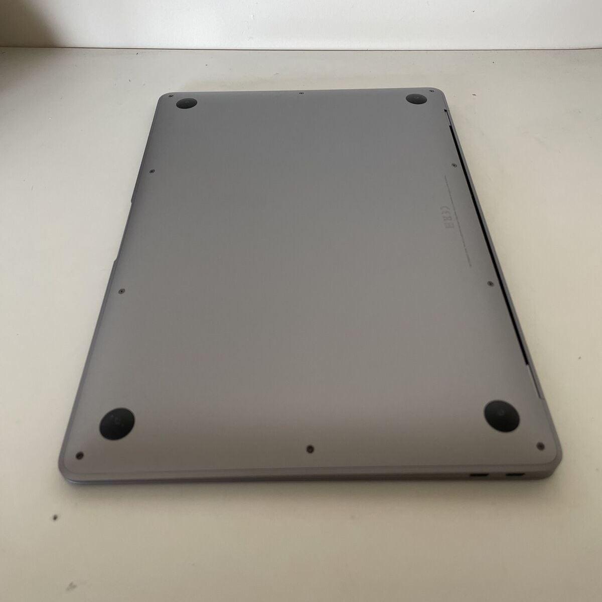 Apple MacBook Air 13″ Space Gray 2018 (MUQT2) Б/У состояние – А - ТвойGadget