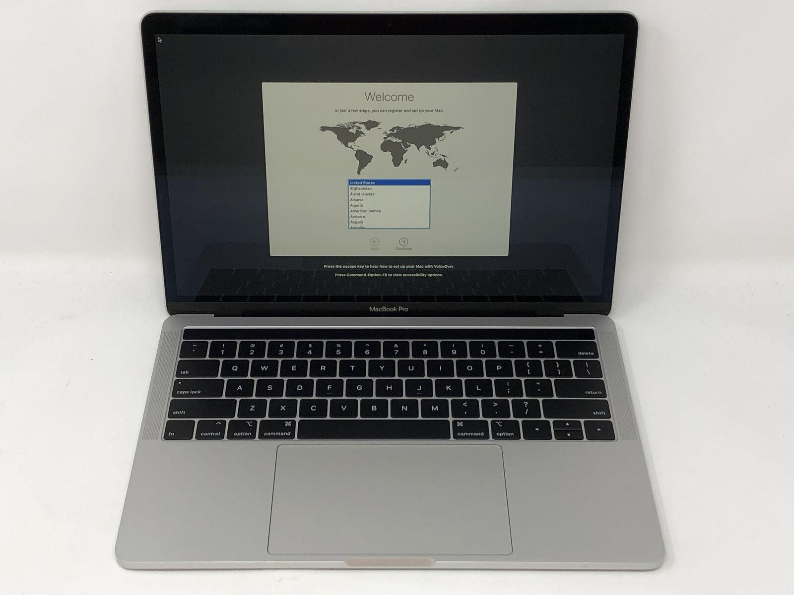 Apple MacBook Pro 13″ Silver 2019 (MV9A2) Б/У состояние – А - ТвойGadget