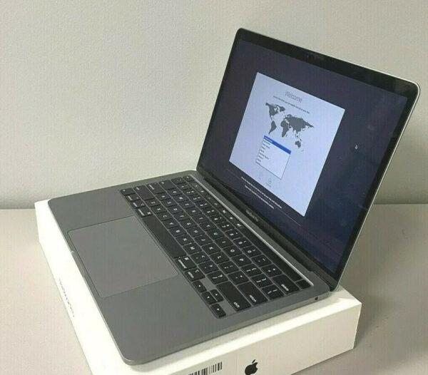 Apple MacBook Pro 13″ Space Gray 2020 (MXK32) Б/У состояние – А - ТвойGadget