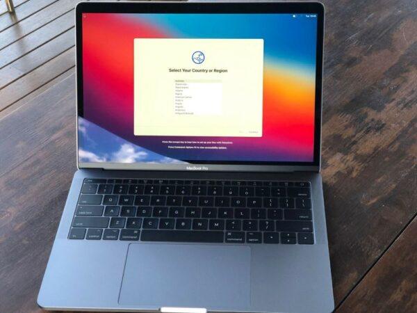 Apple MacBook Pro 13″ Space Gray (MLL42) 2016 Б/У состояние – А - ТвойGadget