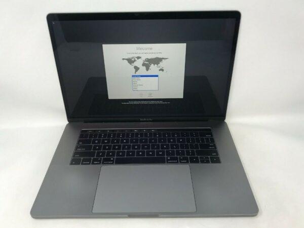 Apple MacBook Pro 15″ Space Gray (MLH52) 2016 Б/У состояние – А - ТвойGadget