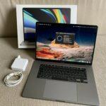 Apple MacBook Pro 16″ Space Gray 2019 (MVVJ2) Б/У состояние – А - ТвойGadget