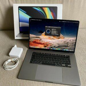Apple MacBook Pro 16″ Space Gray 2019 (MVVK2) Б/У состояние – А - ТвойGadget