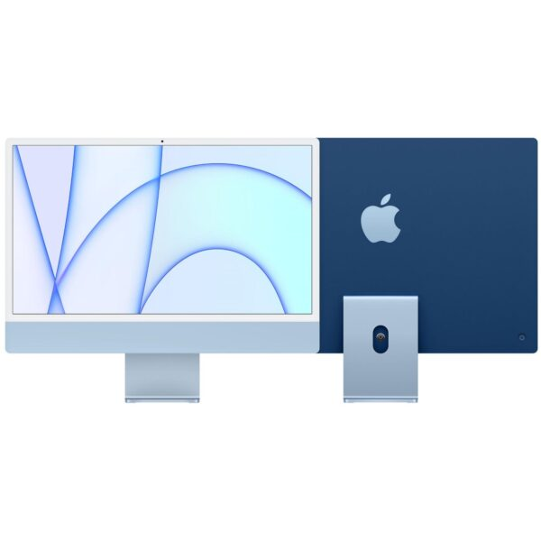 Apple iMac 24″ M1 7 GPU Blue (MJV93) 2021 - ТвойGadget