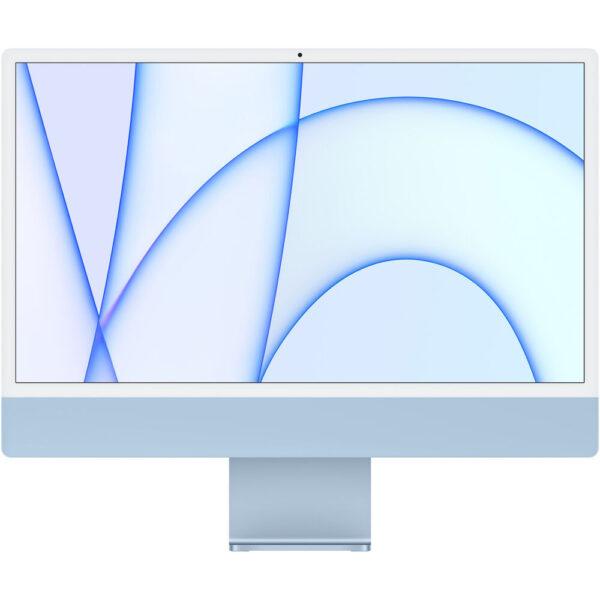 Apple iMac 24″ M1 8 GPU Blue (MGPK3) 2021 - ТвойGadget