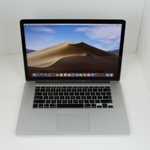 Apple MacBook Pro 15″ with Retina display (MGXA2) 2014 Б/У состояние – А - ТвойGadget