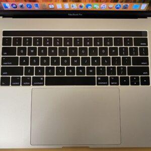 Apple MacBook Pro 15″ Silver 2019 (MV922) Б/У состояние – А - ТвойGadget