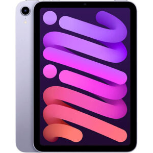 Apple iPad mini 6 Wi-Fi + Cellular 256GB Purple (MK8K3) - ТвойGadget
